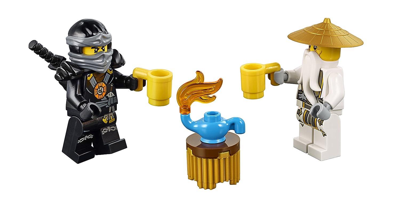 LEGO Ninjago 70734 Master WU Dragon Ninja Building Kit 6099836