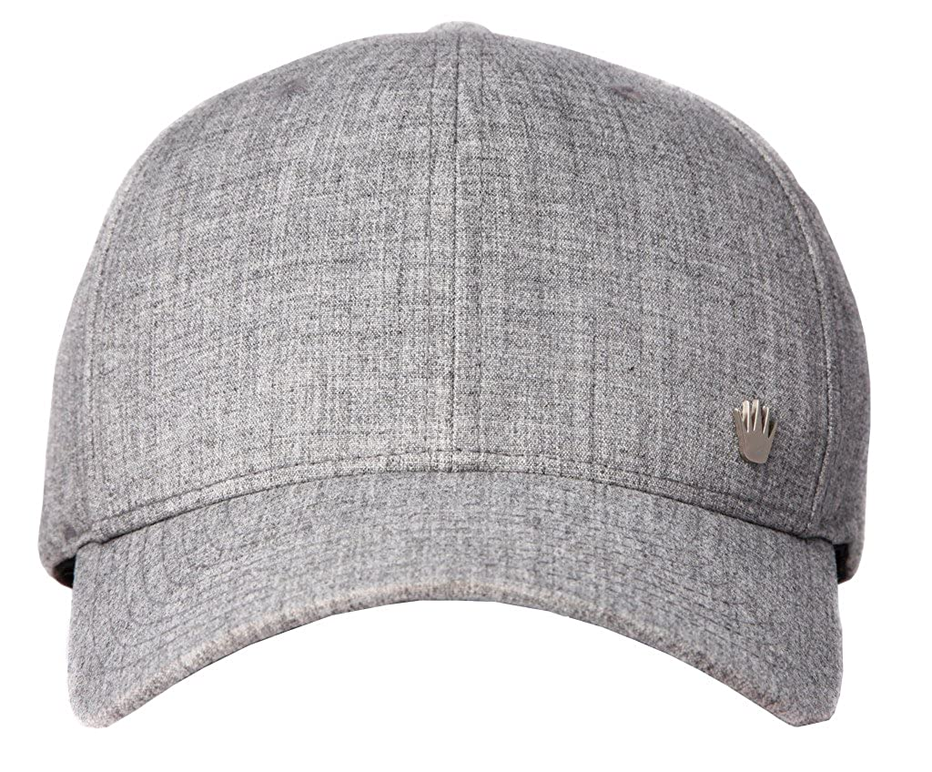 detailed look 9d877 ae57b No Bad Ideas Carmelo Flexfit Hat (Small Medium) Heather Gray at Amazon  Men s Clothing store