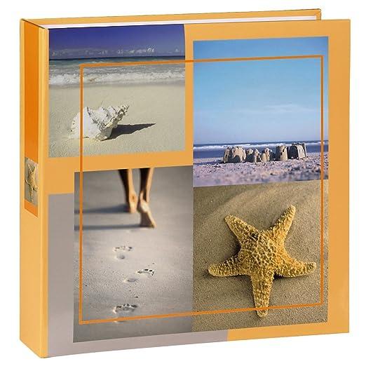 118 opinioni per Hama 00106280 Album portafoto con conchiglie, 200 foto, Arrancione, 10 x 15 cm