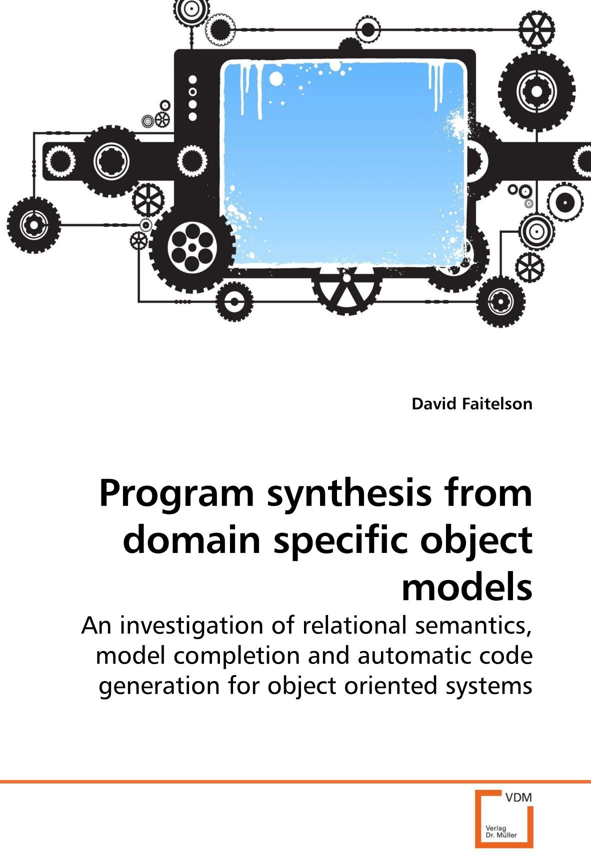 Program Synthesis From Domain Specific Object Models An