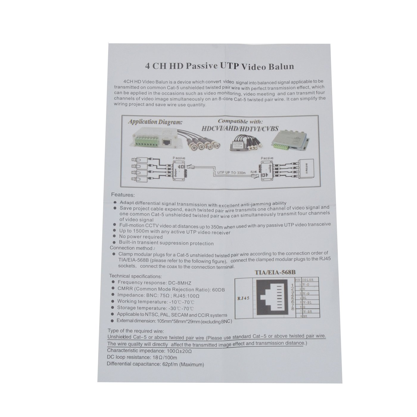 Funky Standard Cat5 Wiring Diagram Mold - Electrical System Block ...