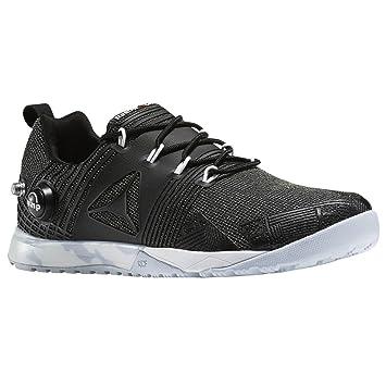 Reebok Crossfit Nano Pump 2.0 Womens Gym Training Shoes Trainers ... 265bab228