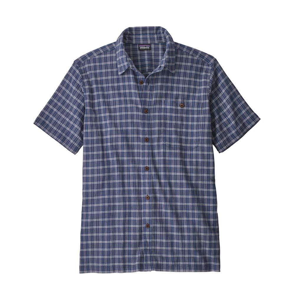 Bleu (Dolomite bleu) XL Patagonia M's A C Shirt Chemise Homme