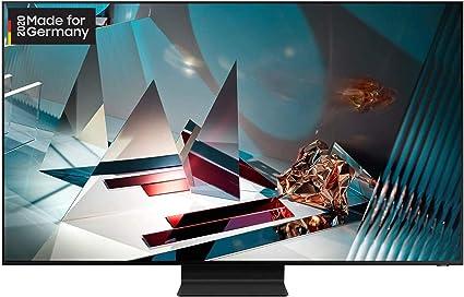 GQ65Q800TGTXZG 4-side Boundless Object Tracking Sound+ Samsung QLED 8K Q800T 65 Zoll Quantum Prozessor 8K