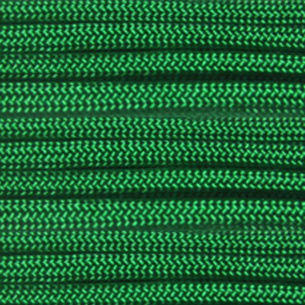 (パラコードプラネット) Paracord Planet 750ポンド タイプIVパラコード オーセンティックパラシュートコード11コアインナーストランド使用、最小破断強度 750ポンド。10、25、50、100フィート束、250&1000フィート巻をご用意。 B00NVHG30A ケリーグリーン 1000' Spool 1000' Spool|ケリーグリーン