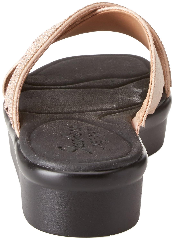 Skechers Damen Bumblers-Summer Scorcher Sandalen, silberfarben Pink Pink Pink (Rose Gold) a27d46