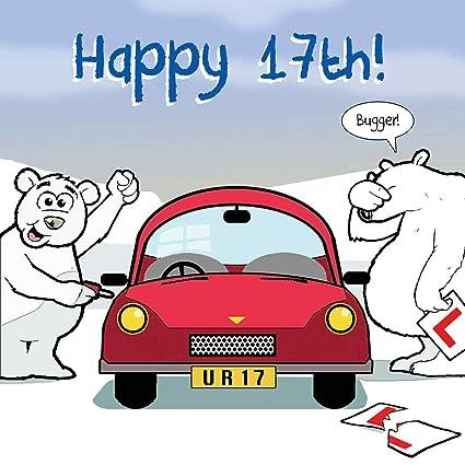 Twizler: tarjeta divertida de felicitación de cumpleaños con ...