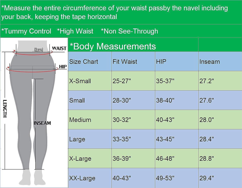 Neleus Women's Yoga Pant Running Workout Leggings with Pocket Tummy Control High Waist: Clothing