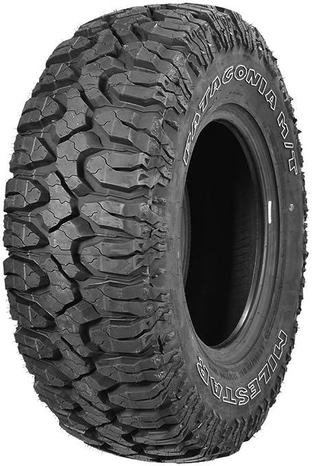 Amazon Com Milestar Patagonia M T Mud Terrain Radial Tire 33x12