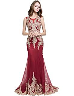 d758d1bdc01 Belle House Evening Dresses Long for Women Formal Elegant Lace Prom Dresses  New Mermaid Gowns