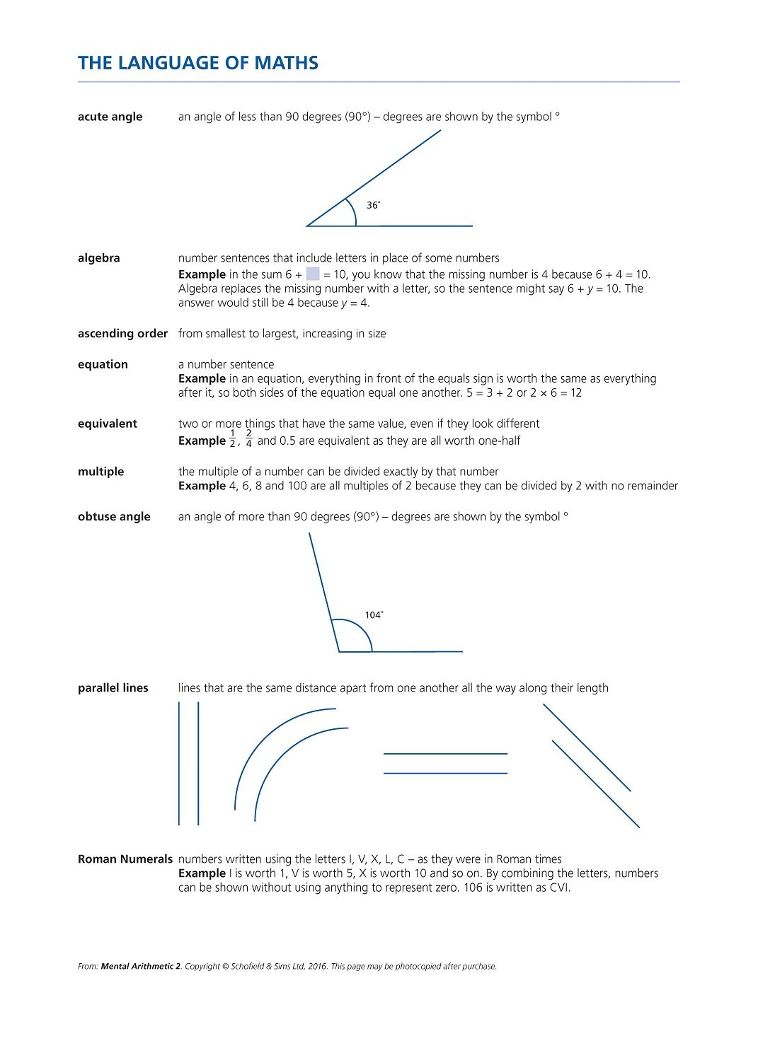 Mental Arithmetic Book 2 Bk 2 R Goddard T 9780721708003 Amazon