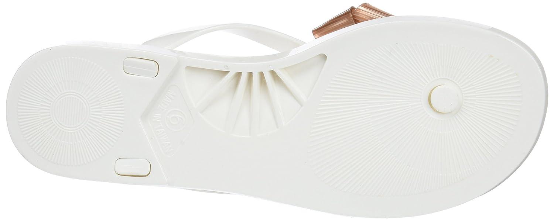 ee59f2bbd6de6 Ted Baker Suszie - White Rose Gold PVC (Man-Made) Womens Sandals   Amazon.ca  Shoes   Handbags