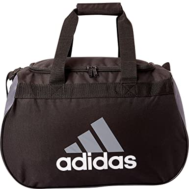 adidas Diablo Duffel Small (Black/Storm Grey)
