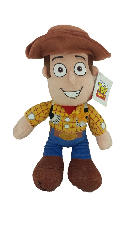 37cm Disney Toy Story Woody suave del juguete: Amazon.es: Juguetes y juegos
