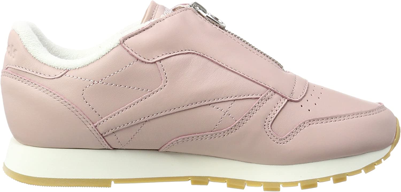 Reebok Classic Leather Zip, Sneakers Basses Femme