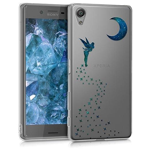 27 opinioni per kwmobile Cover per Sony Xperia X- Custodia in silicone TPU- Back case protezione