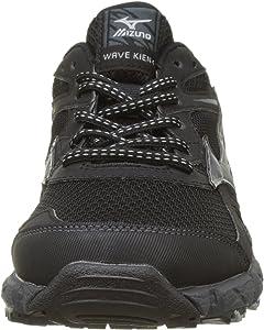 Mizuno Wave Kien 4 G-TX, Zapatillas de Running para Hombre, Multicolor (Black/darkshadow 51), 40.5 EU: Amazon.es: Zapatos y complementos