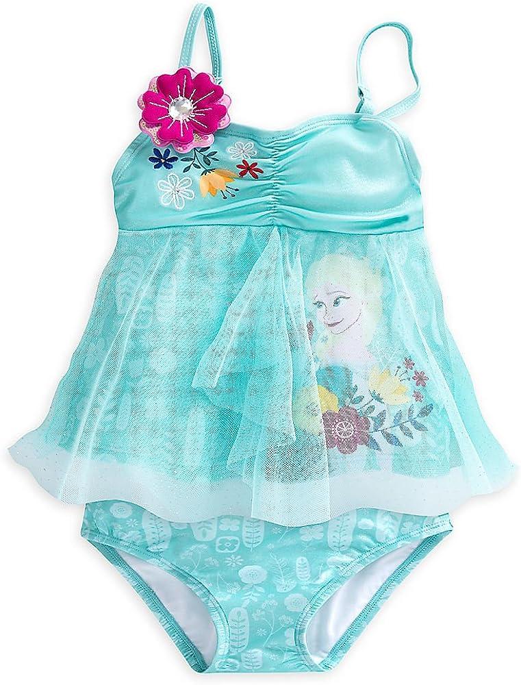 Disney Frozen 2 Pieces Bathing Suit Swimwear for Girls 2019