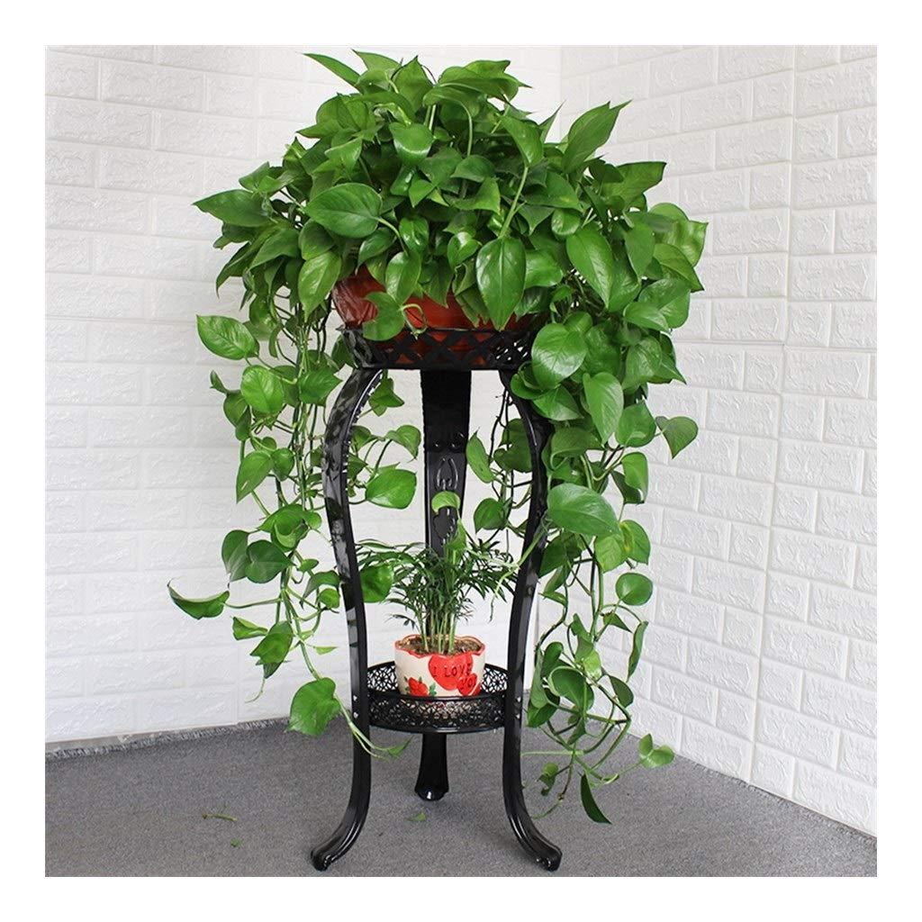 Soporte for plantas y soporte for macetas 2 soportes metálicos ...
