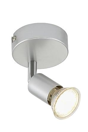 Briloner Leuchten - Lámpara de techo, pared Foco, Lámpara ...