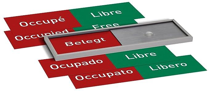 Madrid Silver Line libre de oficina/Ocupados pantalla ...