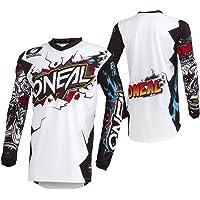 O'Neal | Motocross de Manga Larga | Niños | MTB MX DH FR Downhill Freeride | Material Transpirable, protección de Codos…