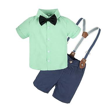 Amazon.com: BIG ELEPHANT - Conjunto de ropa para bebés y ...