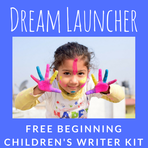 Dream Launcher - How to Write Children's Books, Young Adult Books and More. [Online Code]