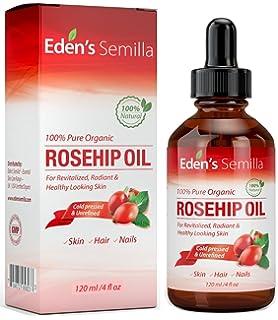 Aceite de Rosa Mosqueta (350 ml) Primera Presión en Frío y ...