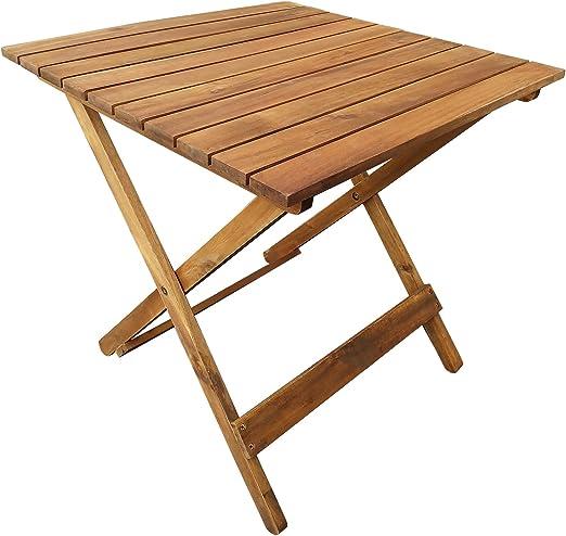 Table Bois Pliante Exterieur