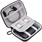Lacdo Hard Drive Carrying Case for Toshiba Canvio Basics / Canvio Advance / Canvio Flex, Seagate Backup Plus Slim Portable Ex