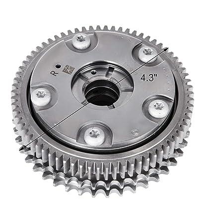 Amazon com: Ensun 2720505347 VVTi Gear Cam Phaser Timing Chain Gear