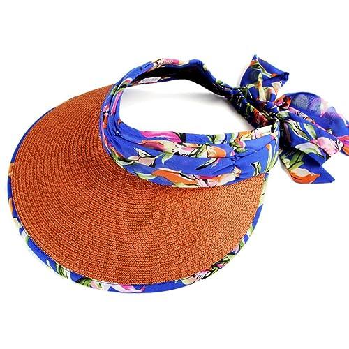 Las señoras UV en verano Cap/Ningún sombrero/sombrero para el sol/Gorra del equipo/Gran sombrero de ...