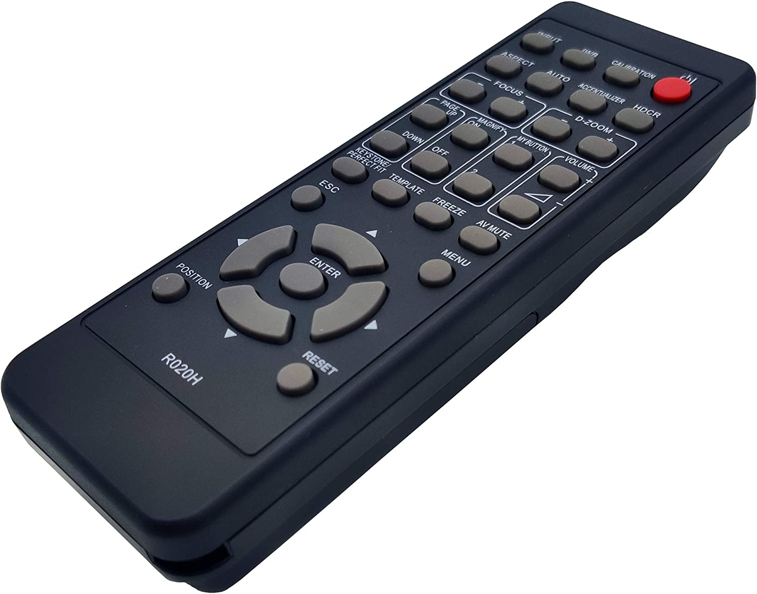 Remote Control For Hitachi CP-TW2503 CP-TW2505 CP-TW3003 CP-TW3005 LCD Projector