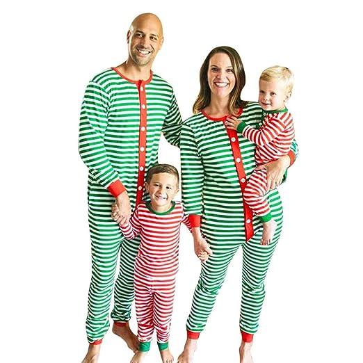 b2f30f6dc1 Amazon.com  Christmas Family Pajamas