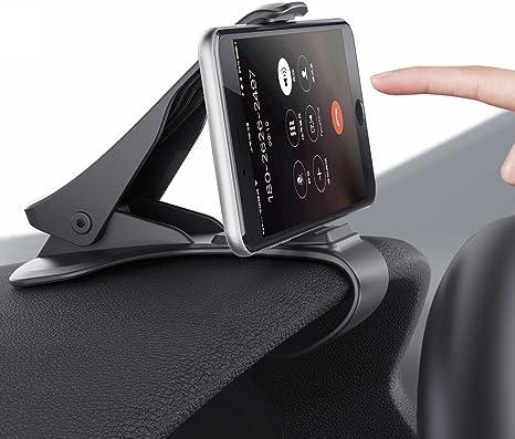 Ultra Stabile Xiaomi,HTC Huawei Tsumbay Supporto Smartphone per Auto Porta Cellulare da Auto Universale per Telefono da 3 a 6,5 Pollici Compatibile con iPhone Nokia Wiko Sony e Altri