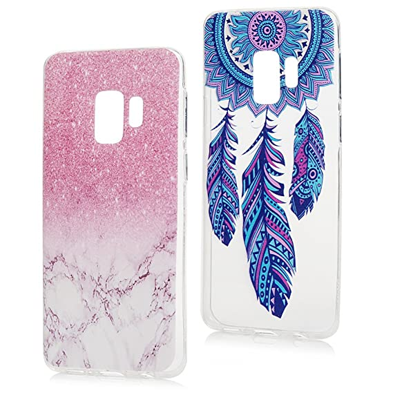 Amazon Galaxy S40 Case S40 Case Marble Case Cover Dream Catcher Simple Do Dream Catchers Get Full