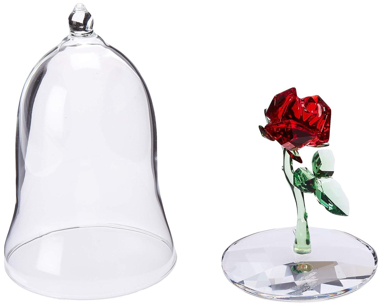 1e8db66f8 Swarovski Enchanted Rose, Crystal, 9 x 6.2 x 6.2 cm: Amazon.co.uk: Kitchen  & Home
