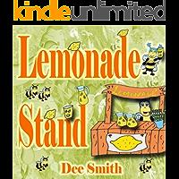 Lemonade Stand: A Rhyming Summer Picture book about a Bee enjoying a sweet Summer Lemonade treat (Bee-ville)