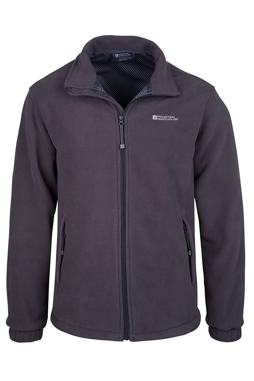 Mountain Warehouse Bernard winddichter Fleecepulli für Herren