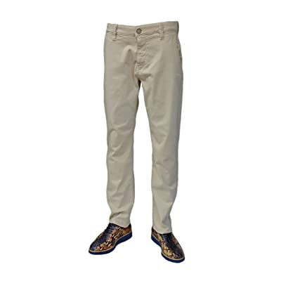 """34 Heritage """"Naples Jeans (Bone Twill) (W36 L30) at Men's Clothing store"""