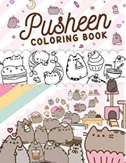 580+ Pusheen Coloring Book Amazon Picture HD