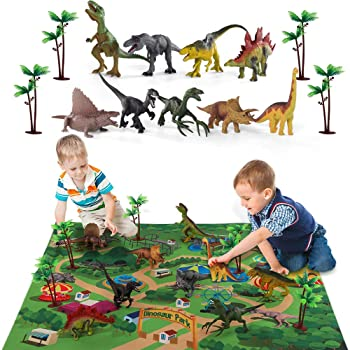 TEMI Educational Realistic Dinosaur Toy For Kids