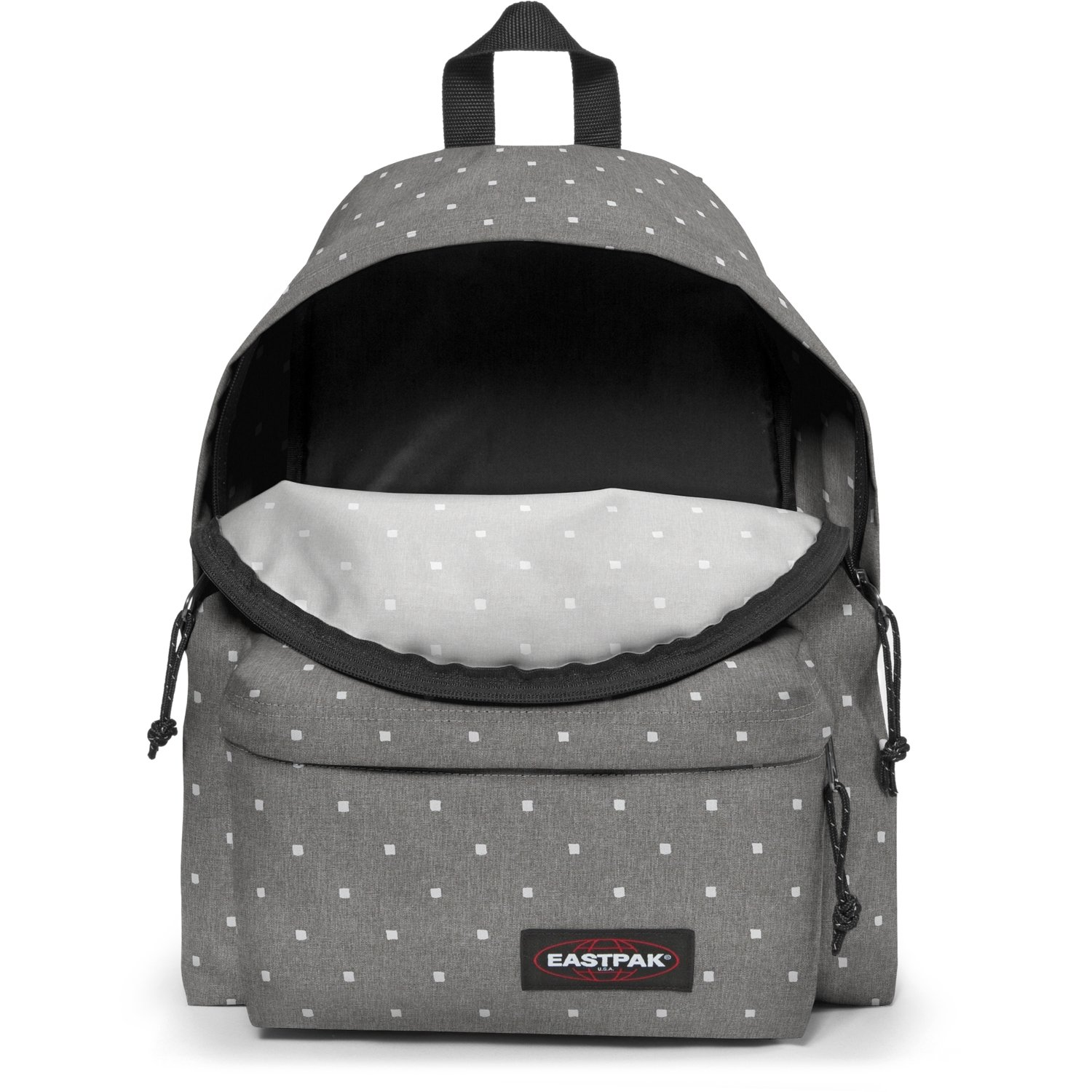 Populaire Eastpak Sac a Dos Padded White squares: Amazon.fr: Bienvenue EY29