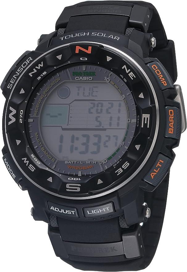 Casio Pro Trek - PRW-2500R-1CR