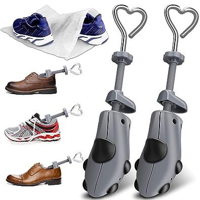 Eachway Pair of Professional 2-Way Premium Shoe Stretcher Tough Plastic Shoe