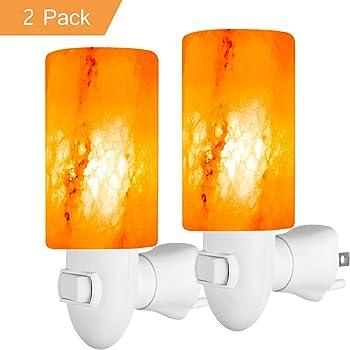 2-Pks. Arvidsson Himalayan Salt Lamp Night Light