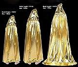 TULIPTREND Full Length Hooded Cloak Christmas