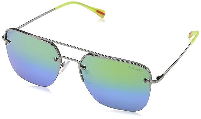 Prada Linea Rossa 0PS 54SS, Gafas de Sol para Hombre ...
