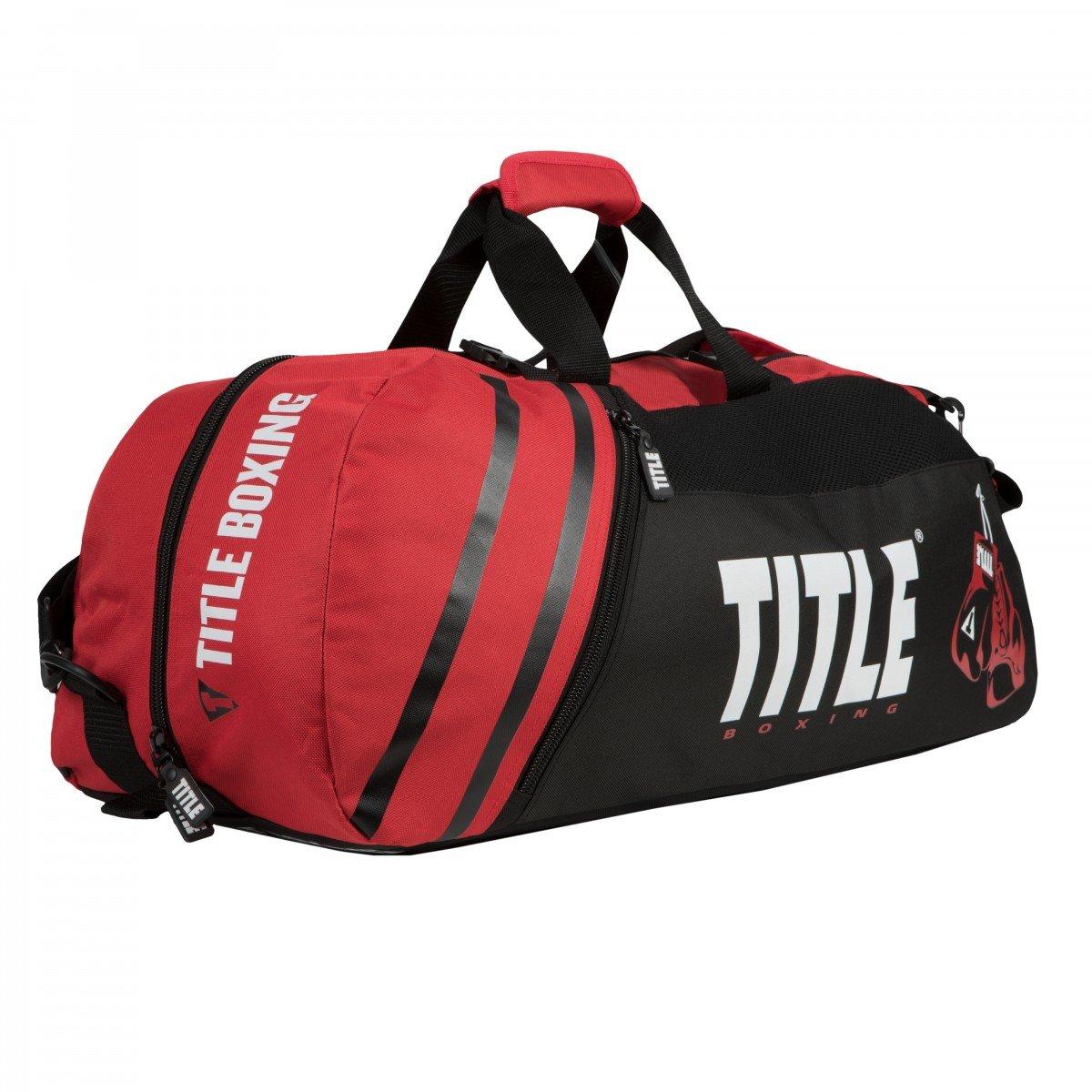 Title World Champion Sport Bag Backpack 2.0